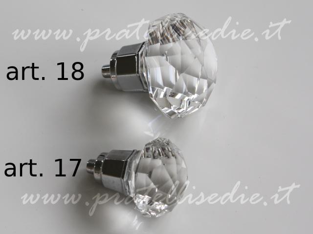 Pomelli linea crystal pratelli mobili - Pomelli per mobili bambini ...