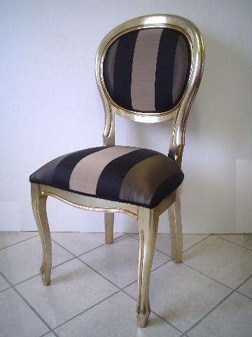 Sedia Ovale Pratelli Mobili