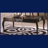 Tavolino sagomato rettangolare art. 721 G